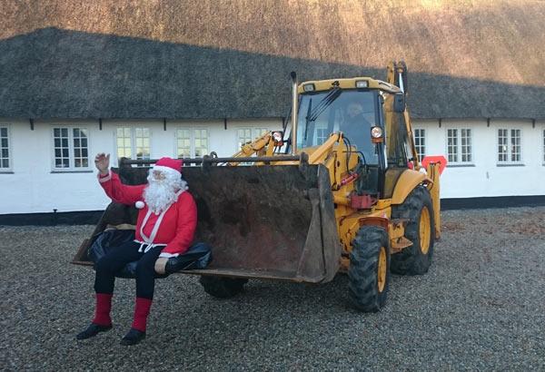 Julemanden aka Mogens Møller Nielsen